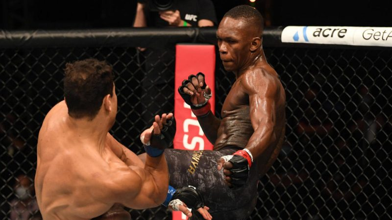 UFC 253 results, highlights: Israel Addisania beats Paolo Costa, retains middleweight title with TKO win