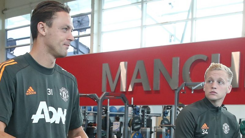 Van de Beek and Greenwood started at the start - Manchester United predicted the squad against Crystal Palace