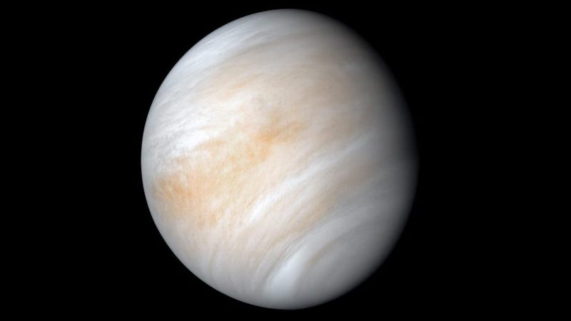 """""""Venus is a Russian planet,"""" said the country's top space official"""