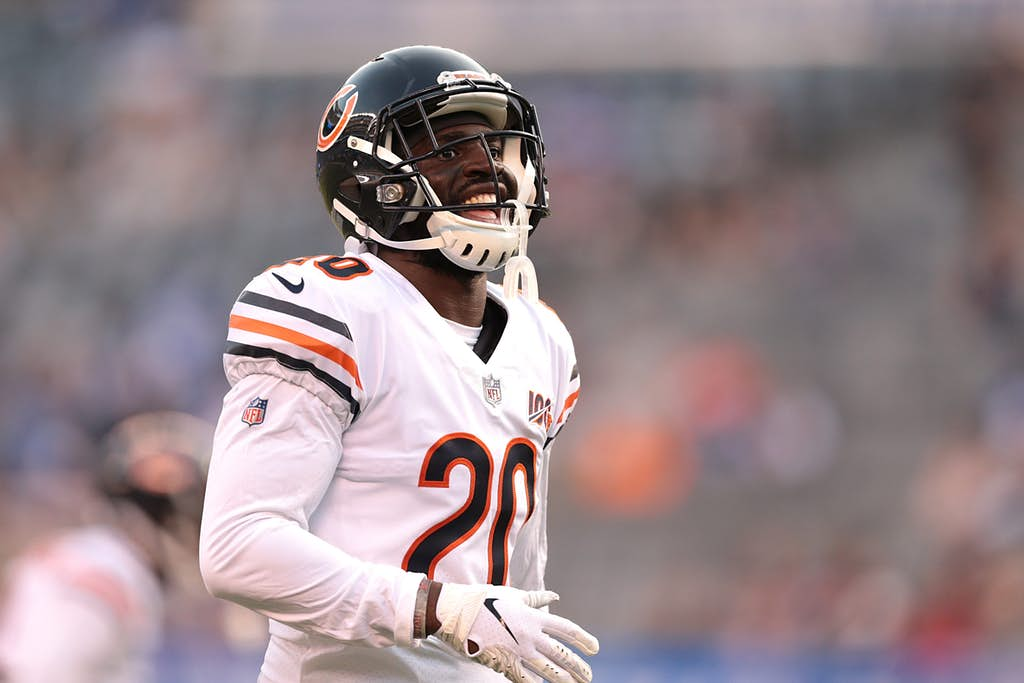 What does Prince Amakamara release to Las Vegas raiders mean?