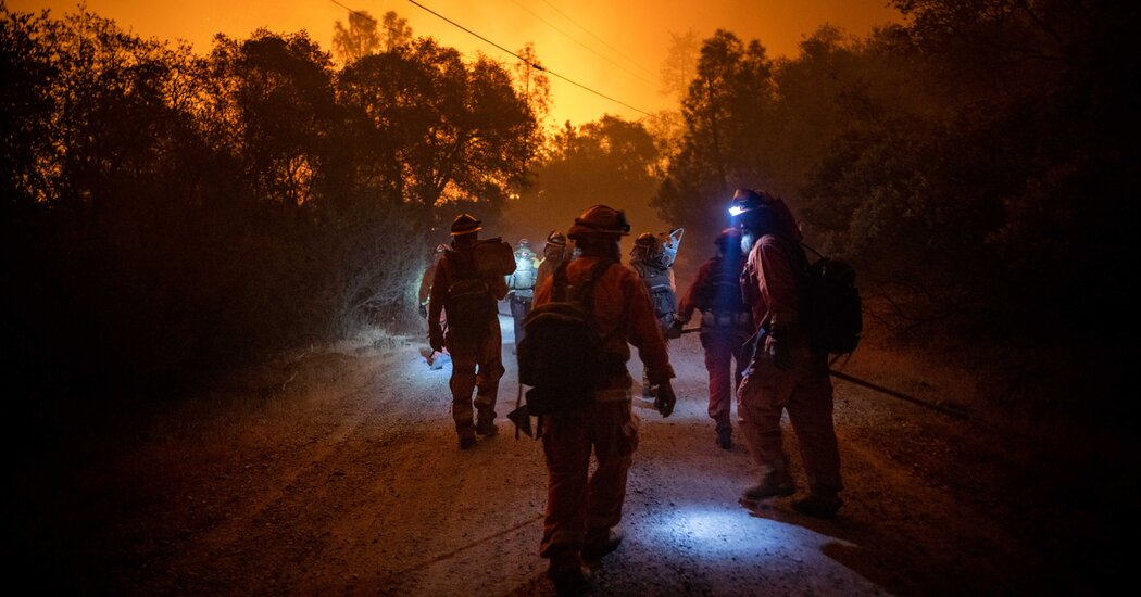 Wildfire Live Updates: Evacuations have been ordered as fires near Portland suburbs