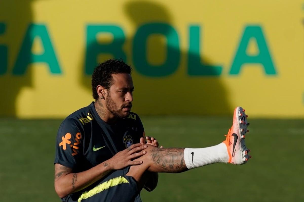 Neymar (Photo Credit: AP)