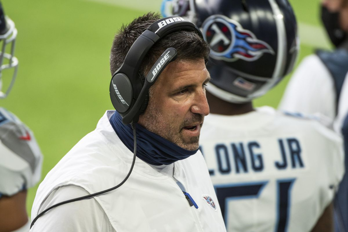 Tennessee-Buffalo game is in danger after other titans test positive for Covid-19