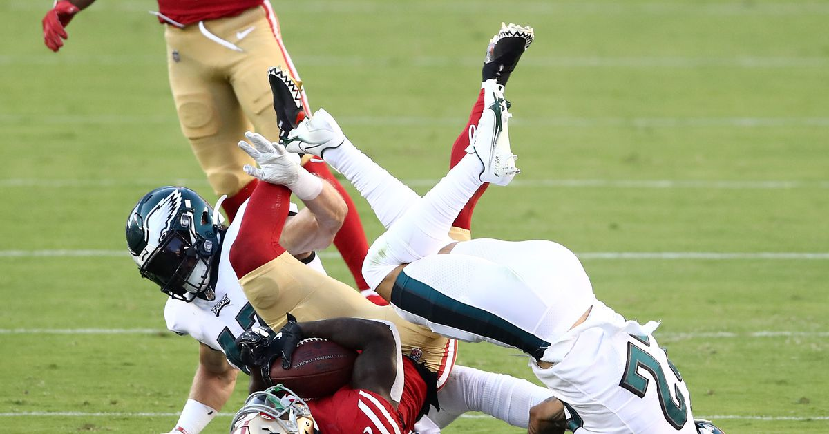 SB Nation reaction: 49ers' crowd confidence drops after loss to the Eagles