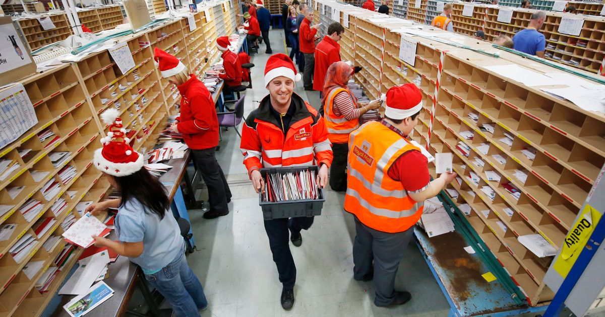 Royal Mail is looking for temporary workers over Christmas - these are the jobs available in the Northwest