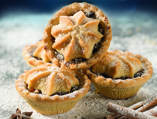 The rulers praised the `` crumbly and frothy pastry, '' adding: `` The filling is sweet and jam-packed, with nice large chunks of plump fruit, soaked fruit and a good flavor of citrus '' (stocked photo)