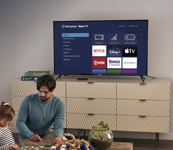 The 50-inch Westinghouse Smart 4K UHD Roku TV dropped to $ 230 for just one day