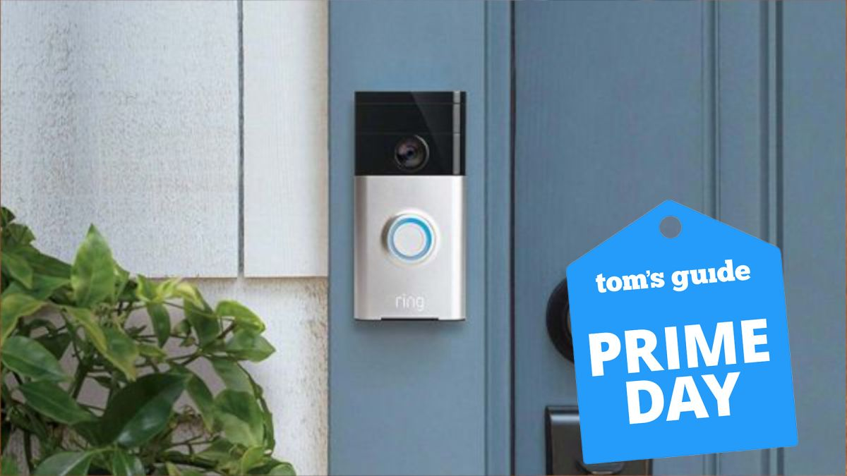 Protect your home for less: The Ring Video Doorbell deal is £ 80 at Prime Day
