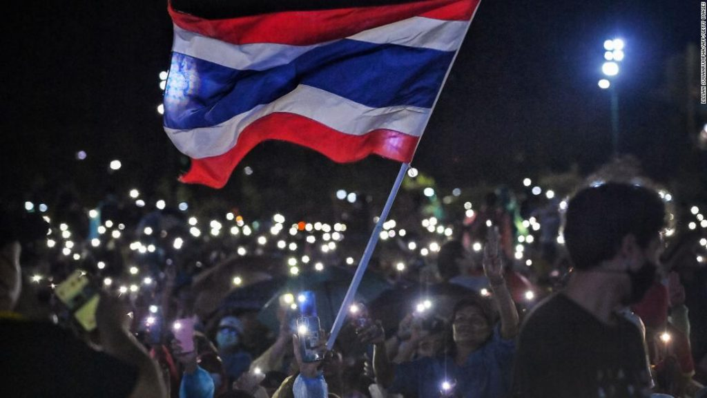 Thailand protests: an unprecedented revolt that pits the people against the king
