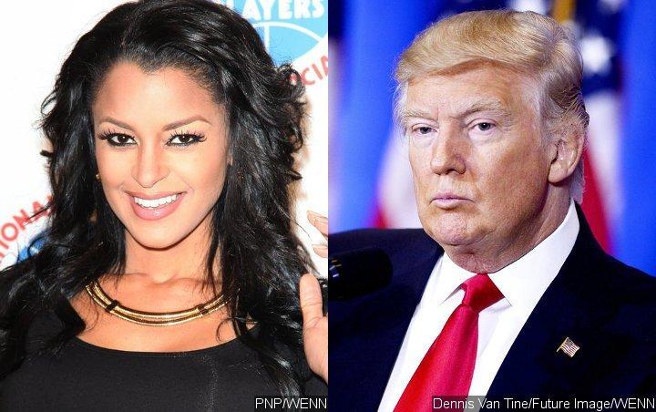 Claudia Jordan Recalls Rejecting Married Donald Trump