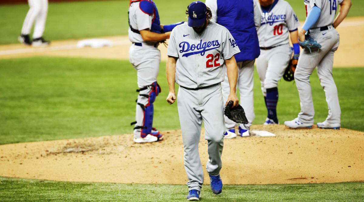 MLB preliminaries: Clayton Kershaw postseason battling narrative