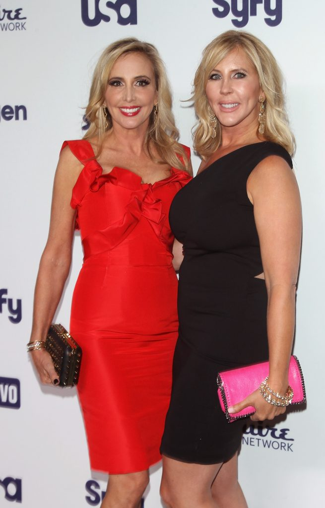 Shannon Bedor and Vicki Gonfalson