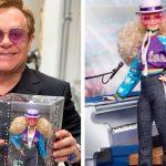 Elton John gets his own Barbie