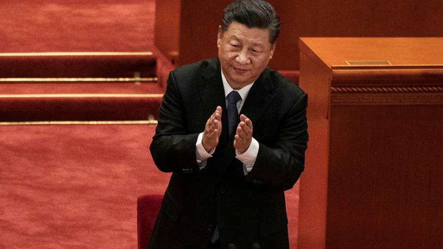 The Chinese leadership is meeting to set the policy direction for the next five years