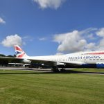 Converting a retired British Airways Boeing 747 into a cinema and museum | UK News