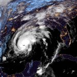 Hurricane Zeta, which is gaining strength and speed, may hit near New Orleans as a Category 2
