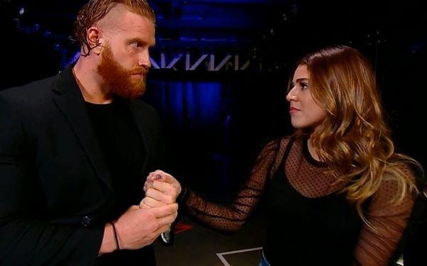 Aalyah Mysterio accepts Murphy and declares her love for WWE SmackDown