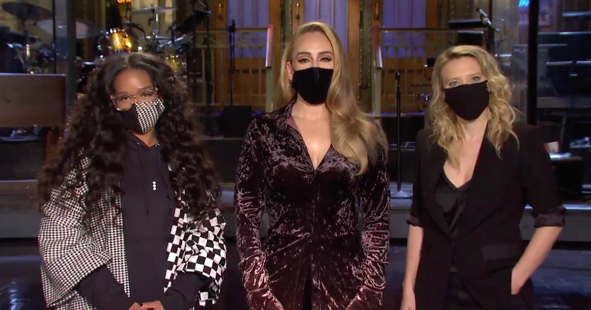 Adele, HER, Kate McKinnon Star in SNL Promo: WATCH