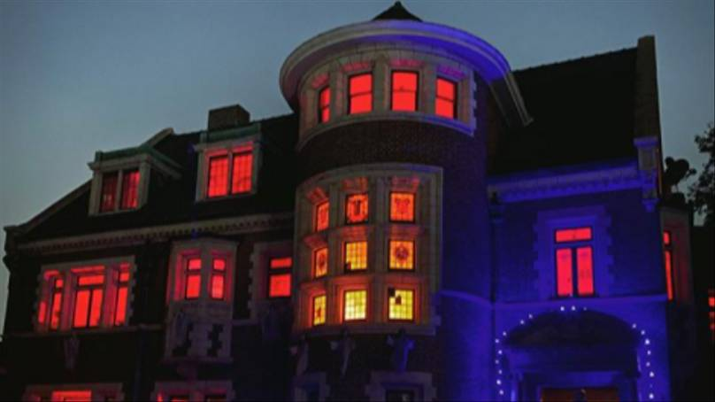 American Horry Story House organizes a three-day Halloween event