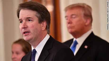 Brett Kavanaugh predicts how the Supreme Court could disrupt the vote count
