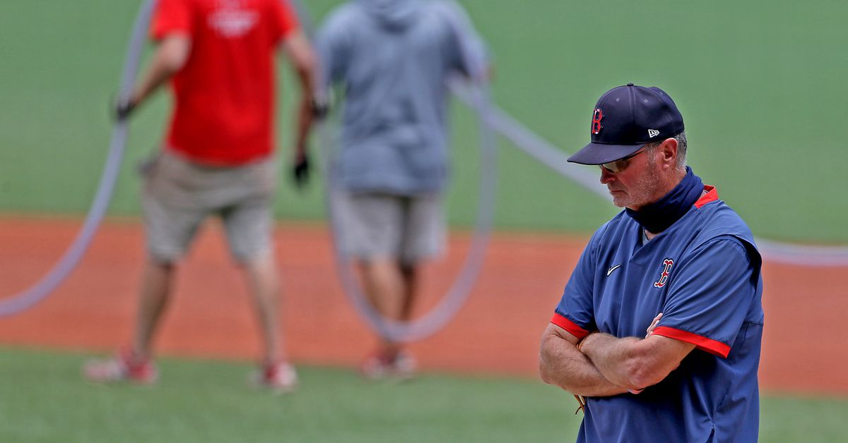 Boston Red Sox Training Staff: Jerry Naron and Craig Borenson will not return to 2021