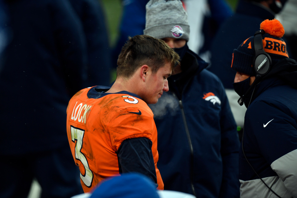 Broncos has a scrolling issue, not Drew Lock - The Denver Post