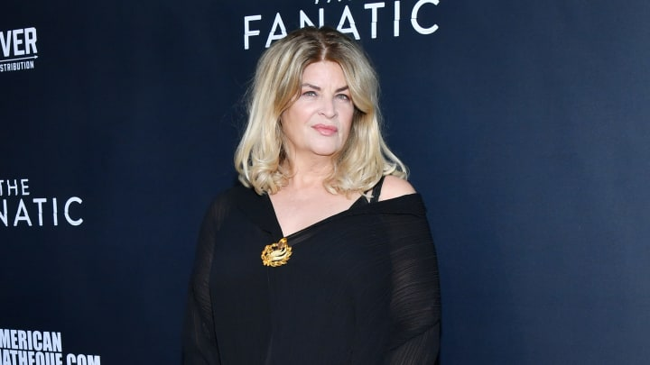 CNN PR arrives at Breaking Point, and goes straight at Kirstie Alley