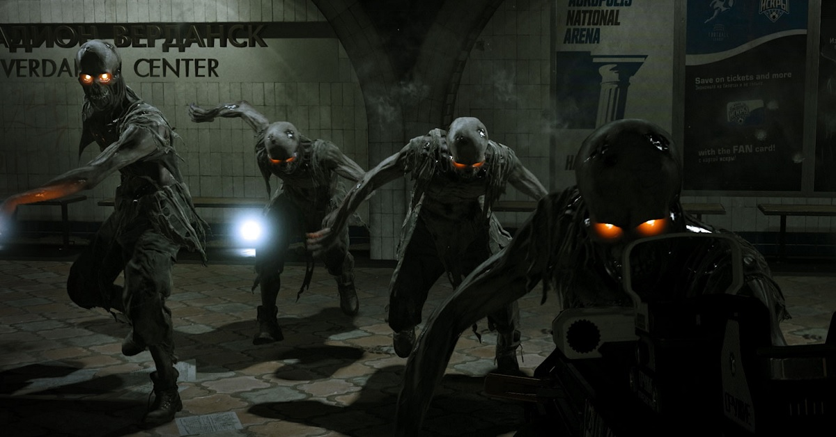 Call of Duty's Halloween event contains Zombie Royale and horror crossing