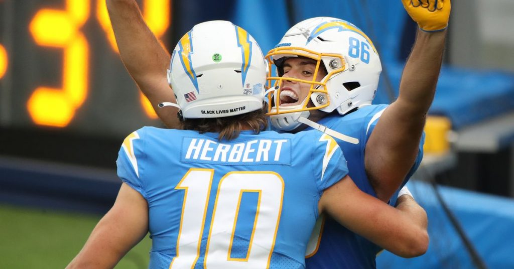 Chargers News: Herbert won his first NFL win in 39-29 on penalties over Jaguars