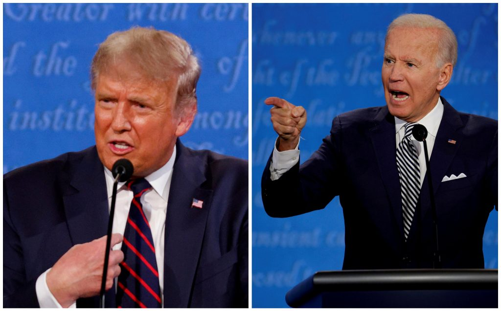 Debate news live: updates, fact-checking, and reactions after confronting Trump and Biden head-on