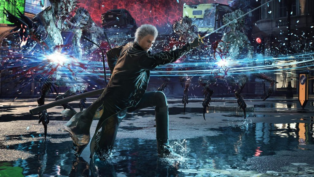 Do Not Track for Devil May Cry 5 Special Edition on Xbox Series S.