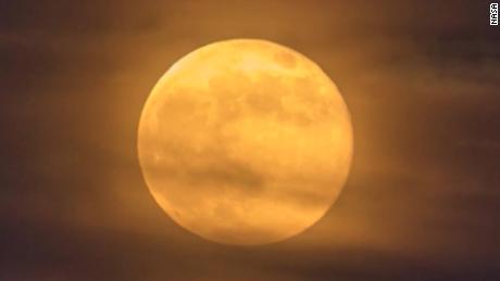 October Full Moon: Tonight's Harvest Moon and a Rare Blue Moon on Halloween