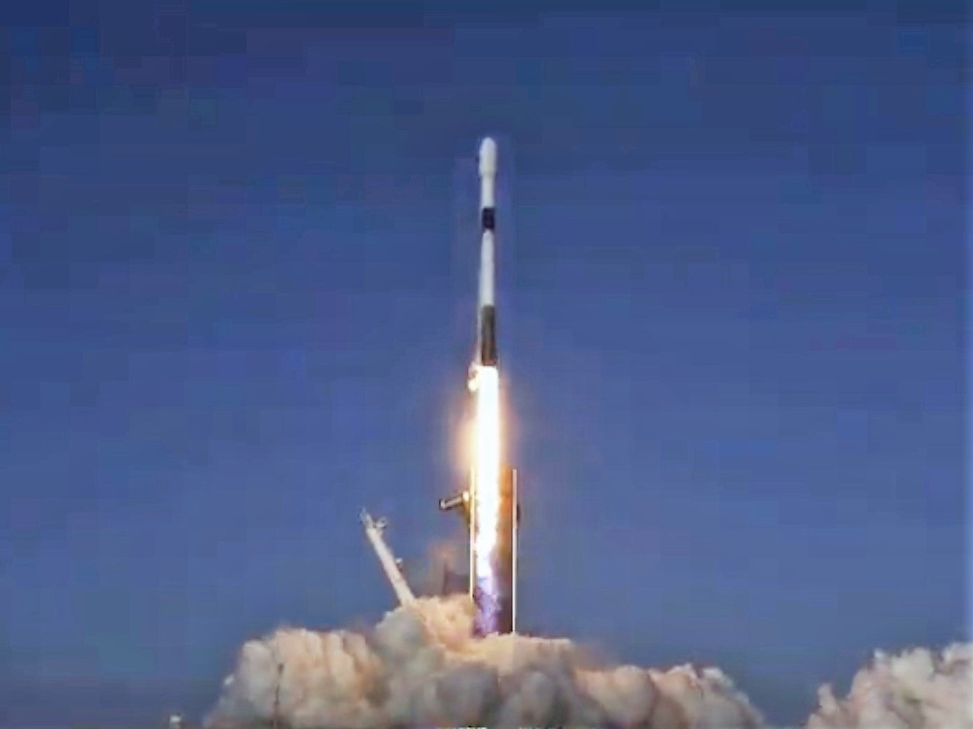 Elon Musk's SpaceX has launched controversial Starlink satellites