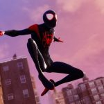 Fans of Miles Morales celebrate in the Spider-Verse suit