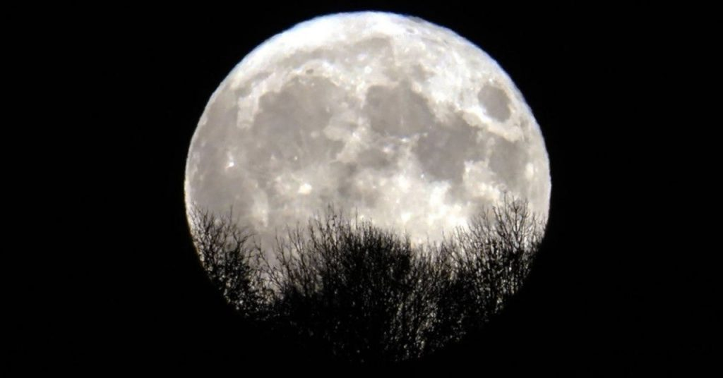 Full Moon Halloween 2020 will be something special