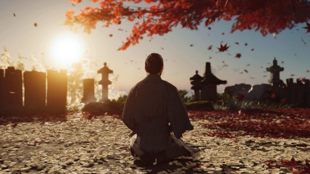 Ghost of Tsushima 2 might be heading to PS5 - if the function menu hint proves correct