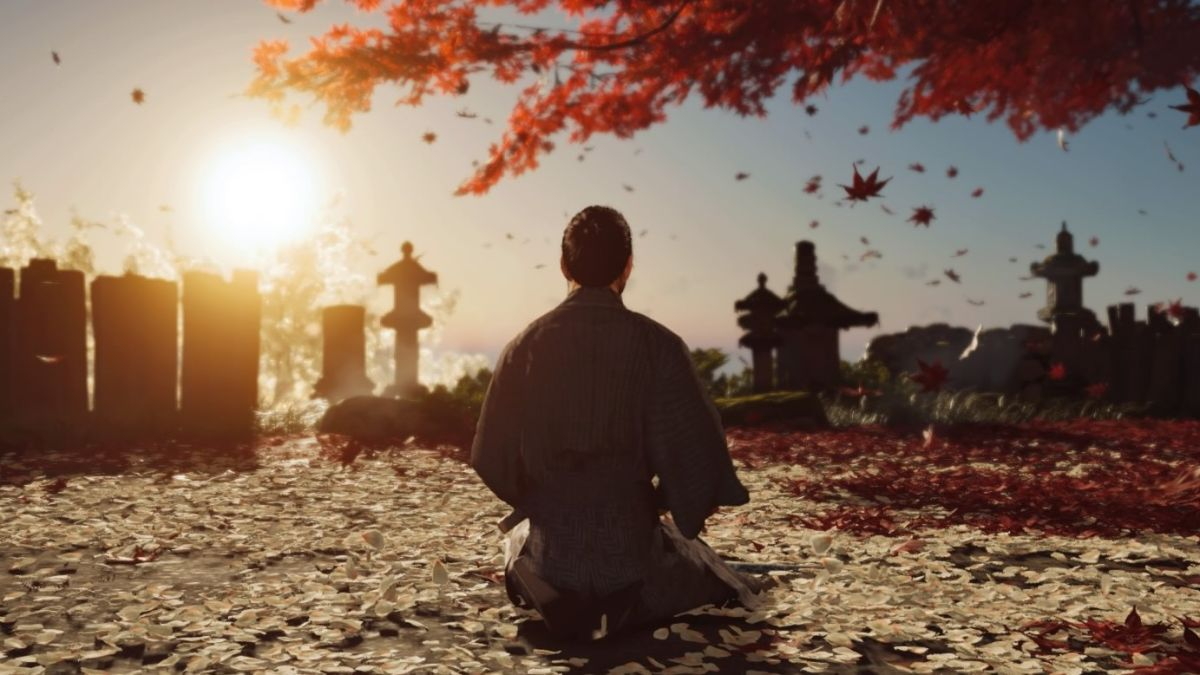 Ghost of Tsushima 2 might be heading to PS5 – if the function menu hint proves correct