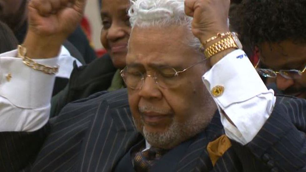 Gospel legend Bishop Rance Allen dies at the age of 71