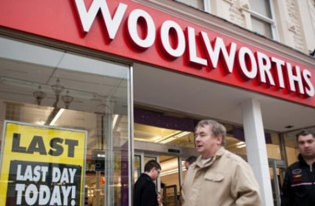 Is Wooles back?  Woolworths will open three pilot stores in Britain late next year