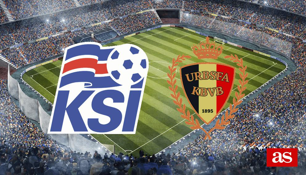 Islandia vs Bélgica Live, UEFA Nations League 2020/2021