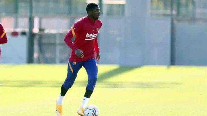 Koeman was impressed by Osman Dembele's coaching in Barcelona