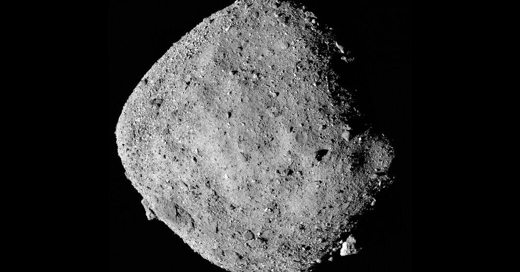 Live: See NASA's Bennu asteroid on the Osiris Rex mission