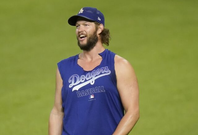 MLB Notebook: Kershaw Dodgers are hoping Game 4 will start