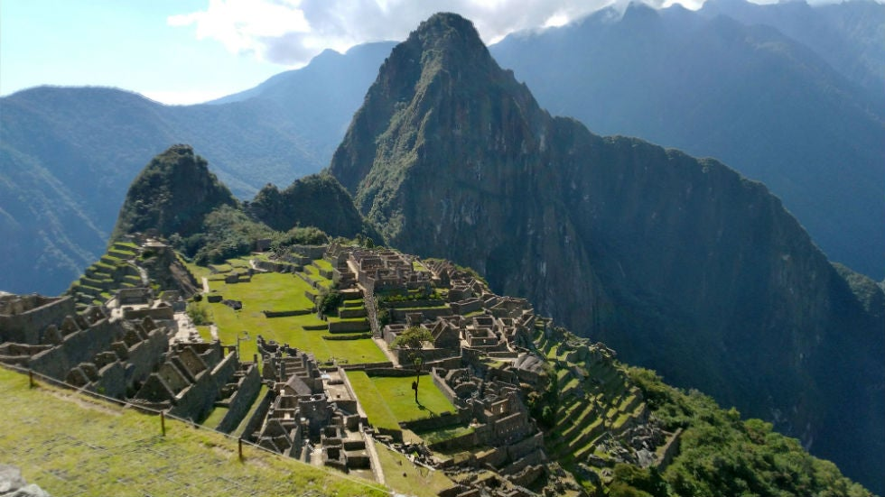 Machu Picchu opened to one tourist who waited seven months to see it