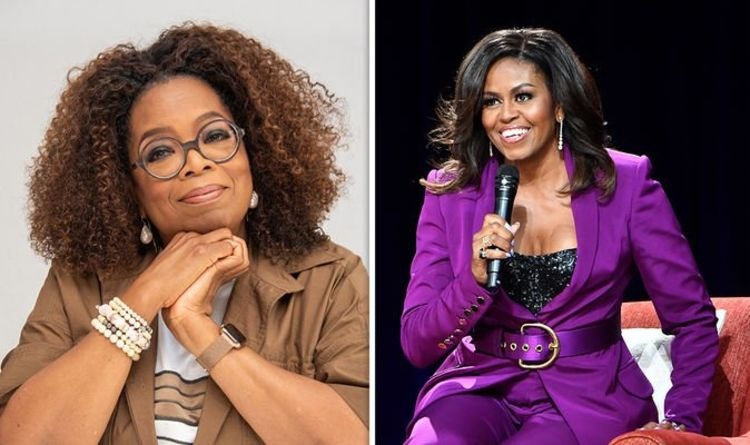 Michelle Obama blunder revealed live on air during an Oprah Winfrey interview |  The world |  News