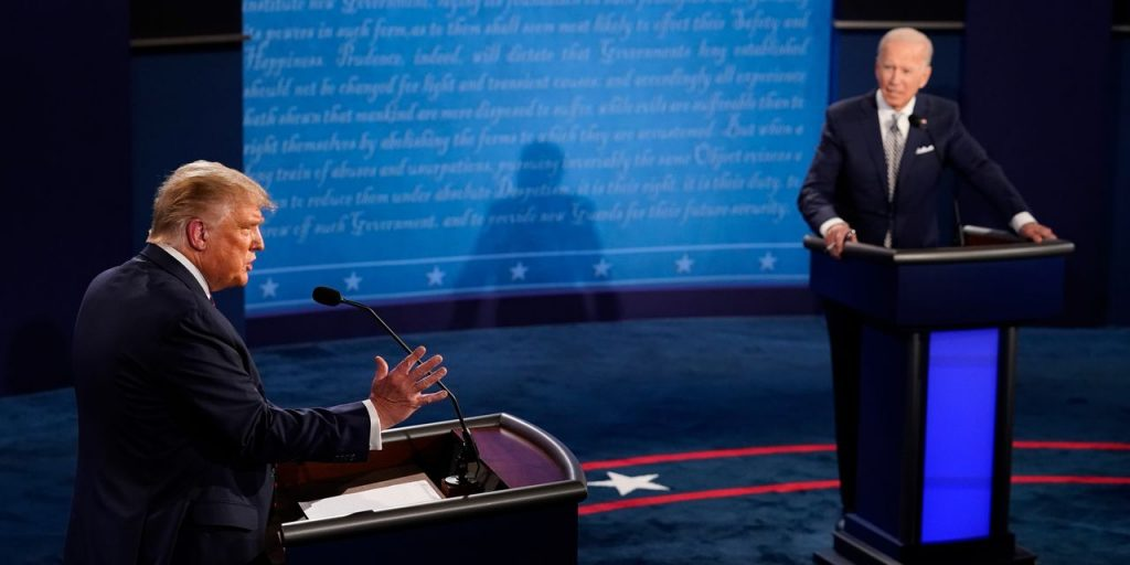 Microphones will be cut off for Thursday's presidential debate to allow for two-minute answers