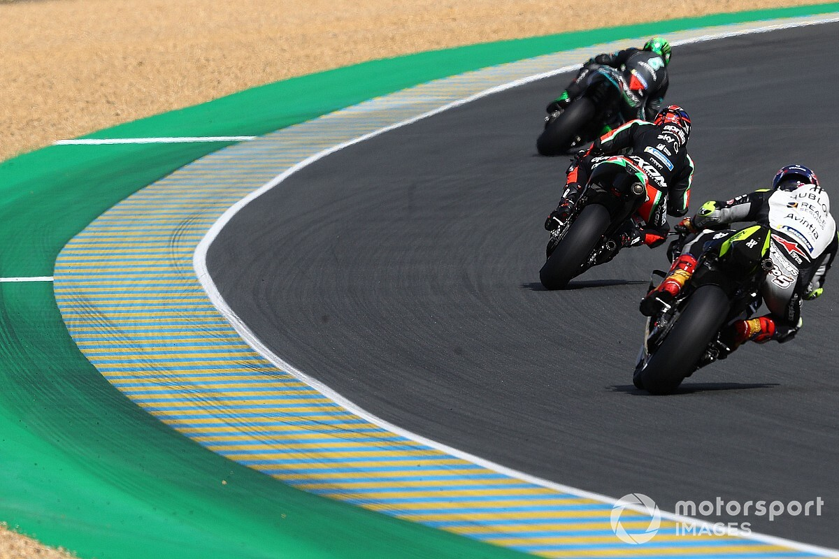 MotoGP on TV Today - How Can I Watch the French Grand Prix?