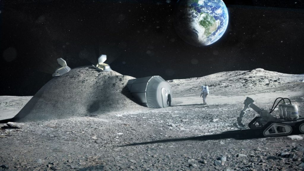 NASA chooses Nokia to build the first mobile network on the moon