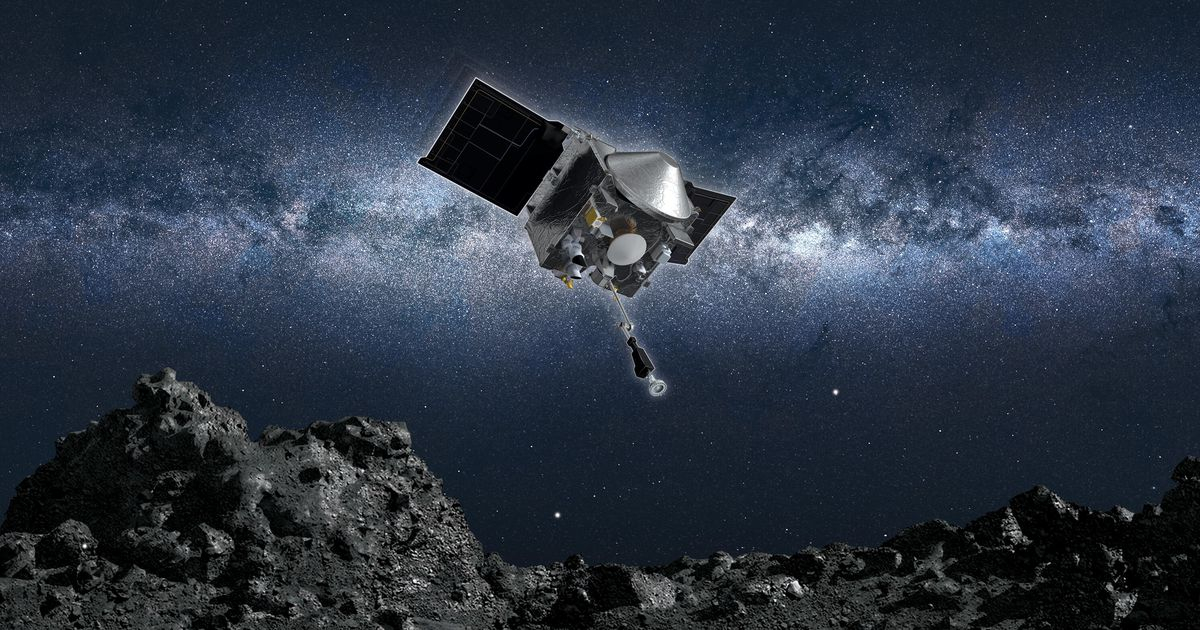 NASA's Osiris-Rex prepares to capture a piece of asteroid Benno: How to See It First-Hand