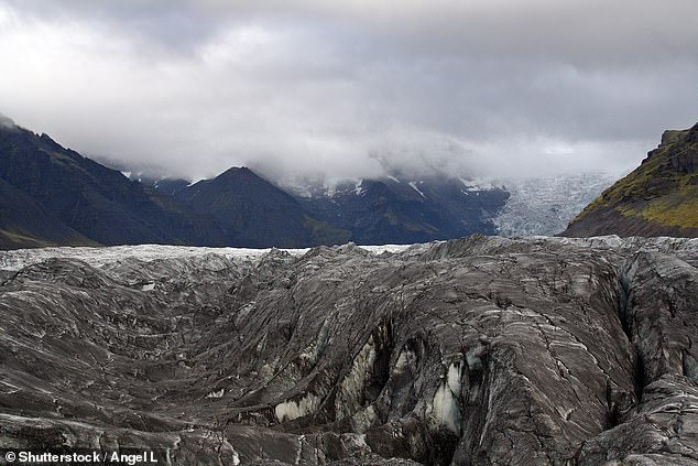 Experts said a volcano covered in ice in Iceland's countryside may be preparing to erupt. The volcano called Grímsvötn is the most active on the island and is almost completely covered in ice